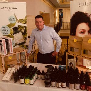 Kreative Salon Supplies with Domaine Des Jeanne at Lisa's Lust List Live Kilashee Hotel Naas -Kreative Salon Supplies - www.domainedesjeanne.ie