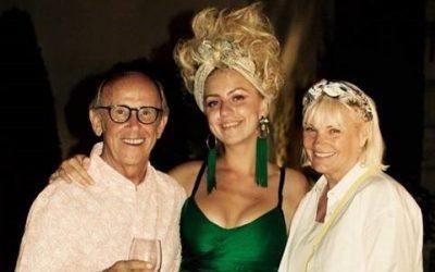 Lord Mervyn Davies Georgia Crandon Lady Jeanne Davies 400x250 - Blog