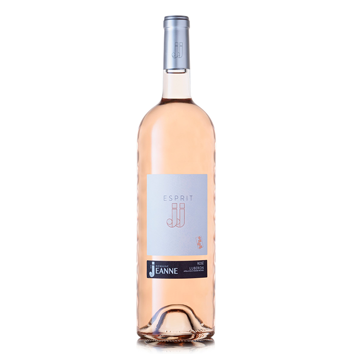 JJ Esprit Rose Magnum by Domaine Des Jeanne domainedesjeanne.ie  - Taste & See