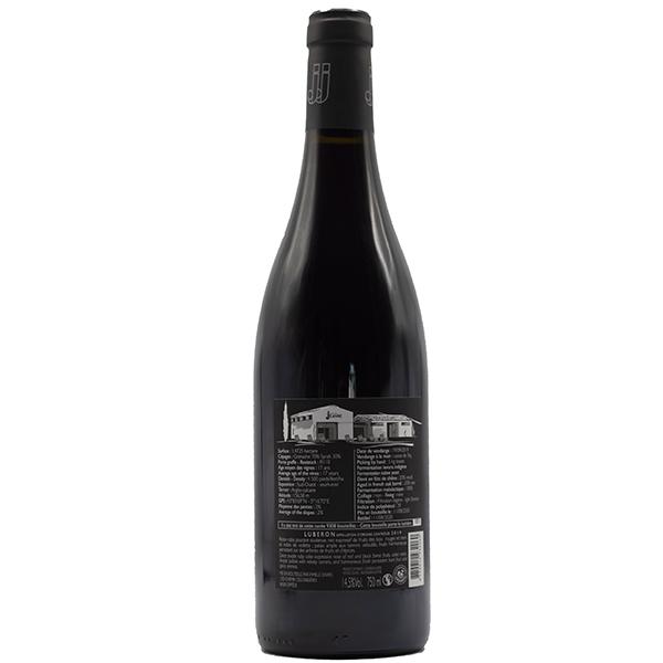 DDJ Légende Back of Bottle White Background 600x600 1 - LÉGENDE - 6 Bottle Case