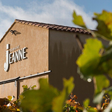 Domaine des Jeanne Timeline - Home